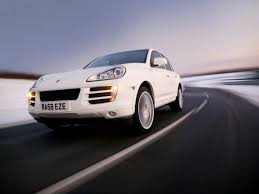 porsche cayenne estate review 2003 2009 parkers
