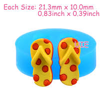 popular flip flop silicon molds buy cheap flip flop silicon molds
