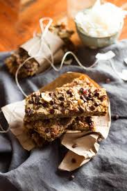Oatmeal Bars With Chocolate Topping Taco Sausage Breakfast Cups Words Like Honeycomb