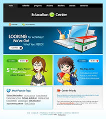 education templates