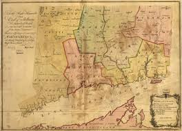 Connecticut State Map by Connecticut Maps Ct Maps Ct Genealogy Maps Ct Historical
