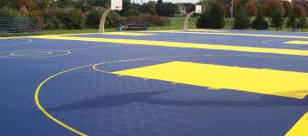 How Much Does A Backyard Basketball Court Cost Custom Basketball Courts With Basketball Court Flooring Mateflex
