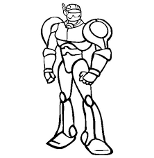 robot coloring pages boys coloringstar