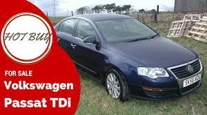 used vw passat tdi 2006 diesel 4 door 5 speed manual family saloon
