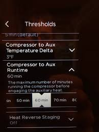 smart thermostat for geothermal looking for advice 2016 offerings