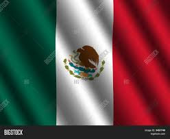 rippled mexican flag background image u0026 photo bigstock