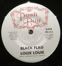 Black Flag Damaged Lyrics Black Flag Louie Louie Posh Boy Pbs 13