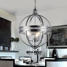 Light Fixture Globe Warehouse Of 3 Light Globe Pendant Reviews Wayfair
