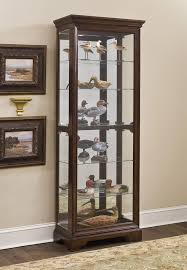 Curio Cabinets Richmond Va Curio Display Cabinets Collections Home Meridian