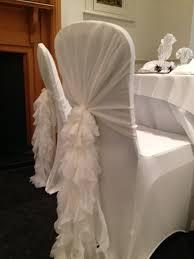 chair cover ideas wedding ideas chair covers