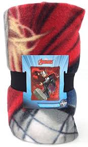 amazon com marvel avngers 50 x 60 fleece throw blanket thor