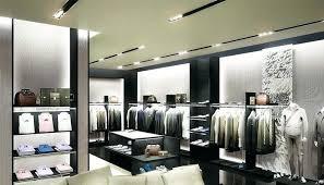 Retail Store Lighting Fixtures Shop Lighting Clothes Shop Lighting Shop Window Lighting Fixtures