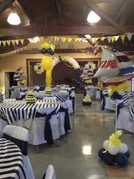 nautical theme baby shower nautical themed baby shower moody s balloons more