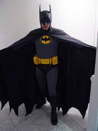 non profit cosplay batman student stage production