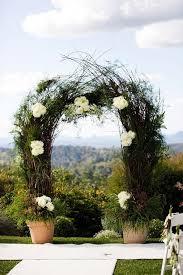 wedding arch grapevine grapevine wedding arch