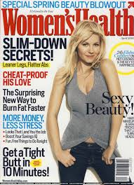 Women Magazine Elisha Cuthbert U2013 Women U0027s Health Magazine April 2009 Womens