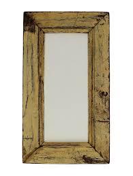 specchi con cornice specchio con cornice in legno vintage buy style