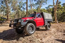 nissan patrol ute australia modified 4x4 trucks the series