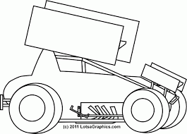 race car coloring pages coloring