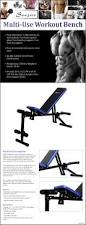 ebay weight training bench bench decoration