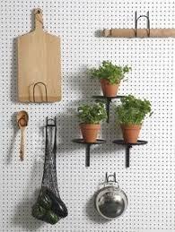 Kitchen Pegboard Ideas We Wish We U0027d Seen These Genius Pegboard Ideas Sooner Nook