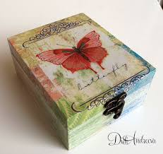 Personalized Jewelry Box For Baby Best 25 Decoupage Box Ideas On Pinterest Diy Decoupage Gifts