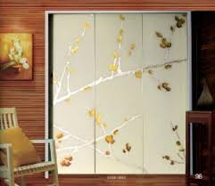 Decorative Glass Doors Interior Contemporary Decorative Laminated Glass Doors Interior For