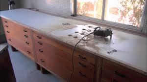 garage workbench garageorkbench countertop materialgarage
