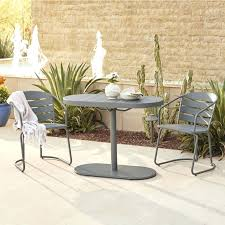 Grey Bistro Chairs Metal Outdoor Furniture Setswdtest Best Patio Images On Outdoor