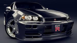 Nissan Gtr Models - 3d model nissan skyline gt r 34 cgtrader