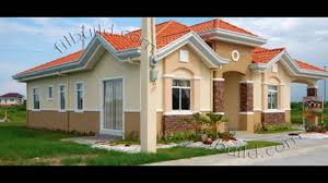 apartments bunglo house modern bungalow house model design in