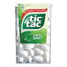 tic tac tic tac mint at rs 10 pack freshener id 15087867988