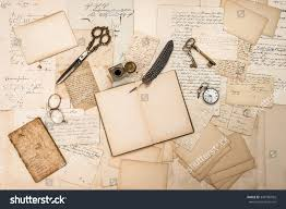 old writing paper old handwritten letters pictures antique writing stock photo old handwritten letters pictures and antique writing accessories nostalgic sentimental paper background