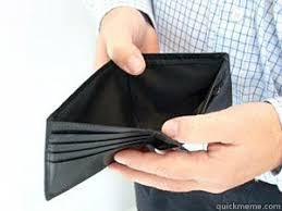 Meme Wallet - empty wallet quickmeme