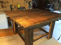 Stall Door Repurposing An Old Barn Stall Door Into A New Table Youtube