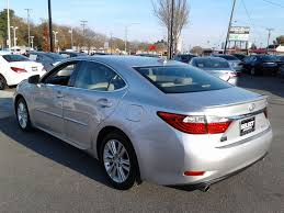 lexus es 2013 lexus es 350 4dr sdn city virginia select automotive va