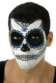 Day Of The Dead Halloween Makeup Ideas 134 Best Dia De Los Muertos Images On Pinterest Sugar Skulls