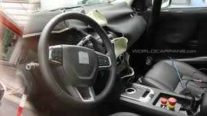 discovery land rover 2017 interior 2015 land rover discovery sport interior partially revealed in