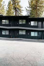 10 modern houses gone to the dark side gardenista