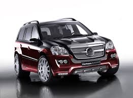 mercedes gl 500 carlsson aigner ck55 rs rascasse based on the mercedes gl 500