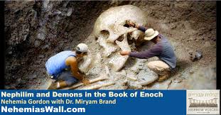 nephilim and demons in the book of enoch nehemiaswall