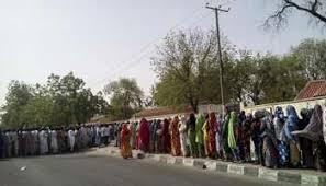 ouverture bureau de vote nigeria ouverture des bureaux de vote pour la présidentielle