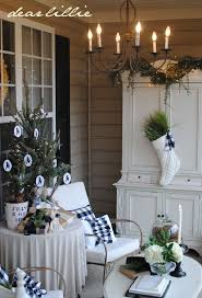 decorating front porch with christmas lights front porch christmas decor best friends for frosting
