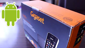 android home phone gigaset sl930a android home phone unboxing