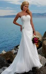 strapless beach wedding dresses naf dresses