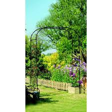 garden structures arches arbours pergolas gazebos fencing