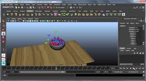 maya particle effects cereal tutorial youtube