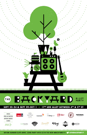 Backyard Clip Art Backyard Alley Party Beltline Neighbourhoods Association