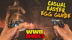 casual easter wwii zombies the reich fireworks casual easter egg guide