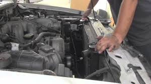 1997 ford ranger radiator how to replace 1994 ranger radiator 4 0 v6 automatic
